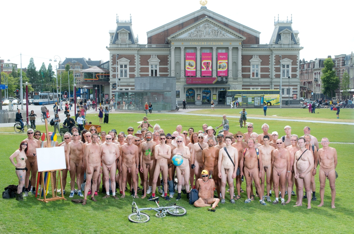 Merry NudeMass & Happy Nude Year 2015