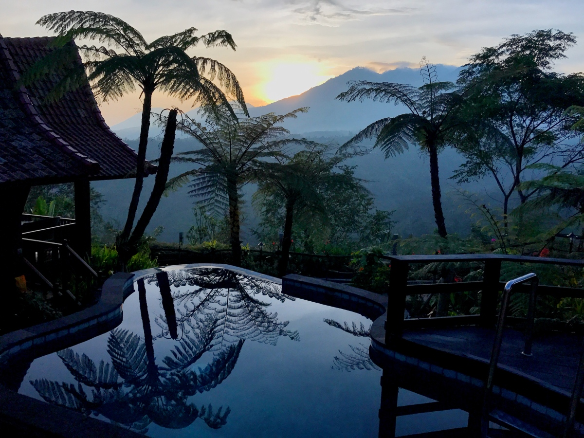 BALI AU NATUREL MOUNTAIN RETREAT